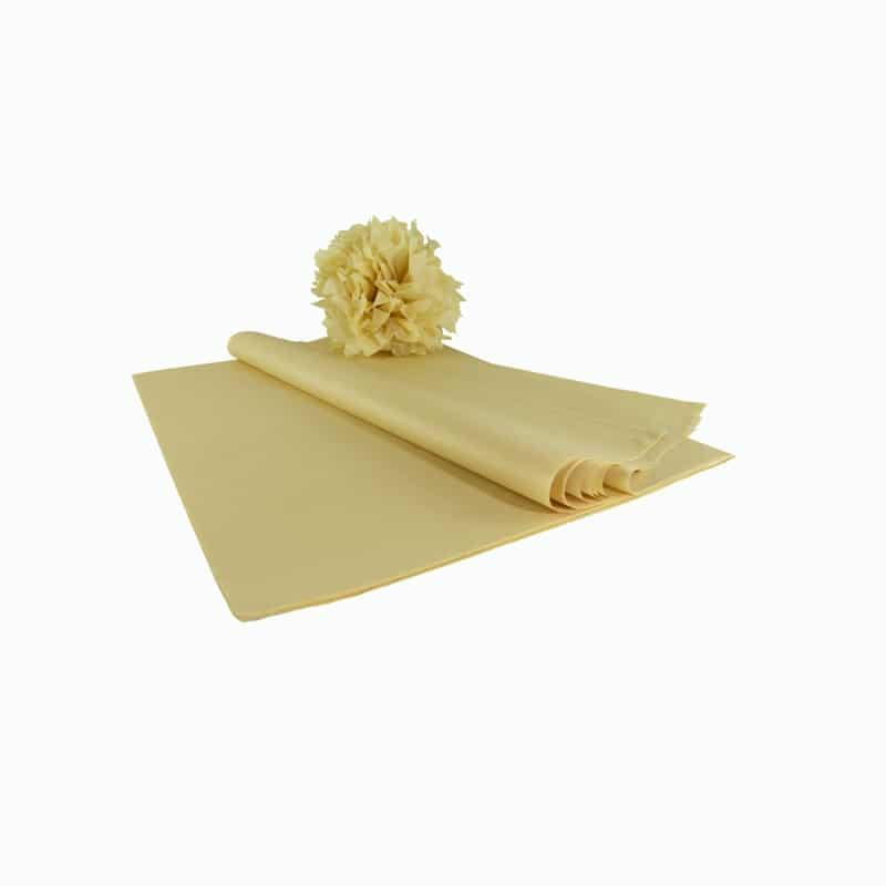 Papier de soie ecru en feuilles qualit premium le - Papier de soie action ...