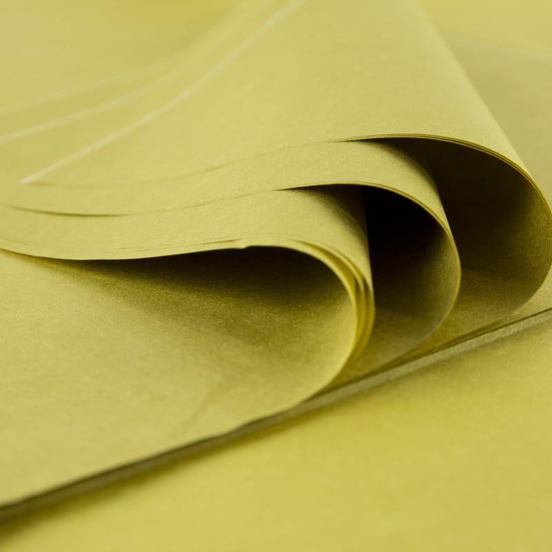 feuille papier de soie qualit m tallique or papier de soie. Black Bedroom Furniture Sets. Home Design Ideas