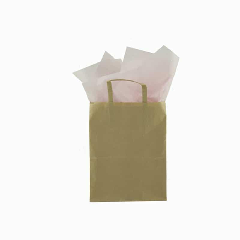 Feuille papier de soie qualit nacr rose papier de soie - Papier de soie action ...