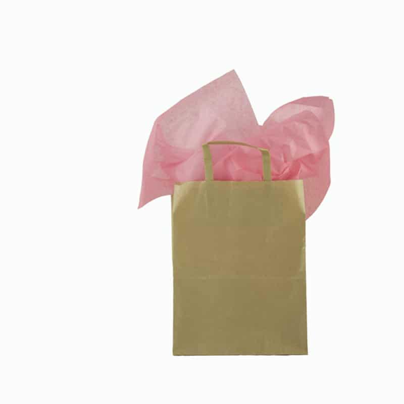 papier de soie rose saumon qualit premium le papier de soie. Black Bedroom Furniture Sets. Home Design Ideas