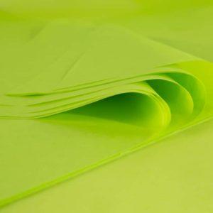 feuille-papier-de-soie-vert-pomme-premium-01